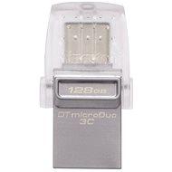 Kingston DataTraveler MicroDuo 3C 128GB - Flash disk