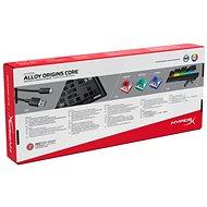 HyperX Alloy Origins Core Aqua switch - US - Herní klávesnice