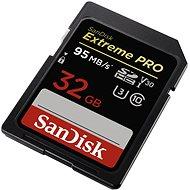 SanDisk SDHC 32GB Extreme - Paměťová karta