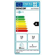 SENCOR SAC MT9020C - Mobilní klimatizace
