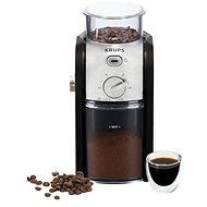 KRUPS GVX242 mlýnek s mlecími kameny - Mlýnek na kávu