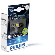 PHILIPS LED X-tremeVision Sufitová C5W 10.5x38 - LED autožárovka