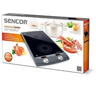 SENCOR SCP 4202GY - Indukční vařič