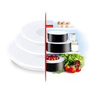 Tefal Sada 3 vík pro uchování pokrmu Ingenio L9019222 - Poklice