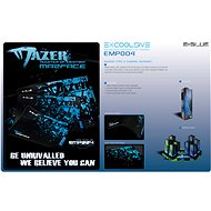 E-BLUE Polygon - Cobra II + Mazer Marface S - US  - Set klávesnice a myši