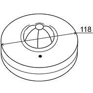 Elektrobock LX28A - Pohybové čidlo