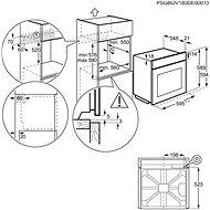 ELECTROLUX 600 PRO SteamBake EOD6C71X + ELECTROLUX  700 SENSE SenseBoil EIS62449 - Set trouba a varná deska