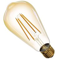 EMOS LED Vintage ST64 4W E27 - LED žárovka