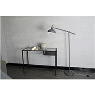 EMOS STOJACÍ LAMPA ARTHUR TMAVĚ ŠEDÁ - Stojací lampa