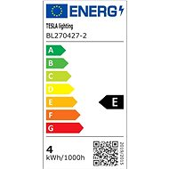 TESLA LED 4W E27 - LED žárovka