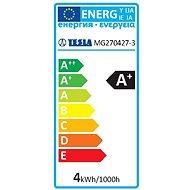 Tesla CRYSTAL RETRO LED E27 4W - LED žárovka