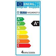 Tesla CRYSTAL RETRO LED E14 4W - LED žárovka