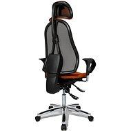 TOPSTAR Sitness 45 oranžová - Kancelářská židle