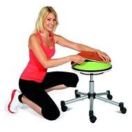 TOPSTAR Sitness Half Ball černá - Balanční stolička