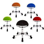 TOPSTAR Sitness Half Ball zelená - Balanční stolička