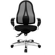 TOPSTAR Sitness 15 černá - Kancelářská židle