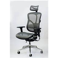 SPINERGO Business černá - Kancelářská židle