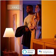 Philips Hue White Ambiance 8.5W E27 set 2ks - LED žárovka