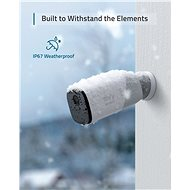 EufyCam 2 Pro 2+1kit - IP kamera