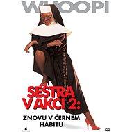 Sestra v akci 2.: Znovu v černém hábitu - DVD - Film na DVD