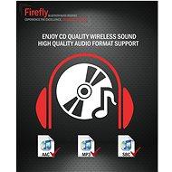 Firefly Bluetooth Receiver Car Pack černý - Bluetooth adaptér