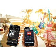 Firefly Bluetooth Receiver Car Pack černý - Bluetooth adaptér
