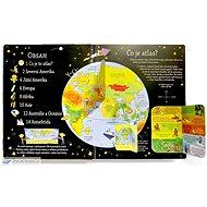 Obrazový atlas světa: Podívej se pod obrázek - Kniha