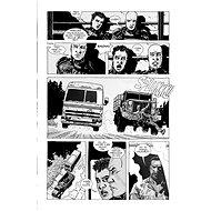 Živí mrtví Ticho před bouří: Díl sedmý - Kniha