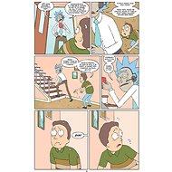 Rick a Morty 1 - Kniha