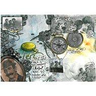 Tajemství ostrova za prkennou ohradou - Kniha