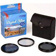 Fomei Filtr Kit 72mm (UV, CPL, ND4) - UV filtr