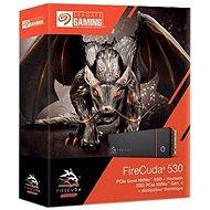 Seagate FireCuda 530 500GB Heatsink - SSD disk