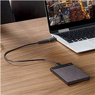 Seagate Backup Plus Ultra Touch 2TB Black - Externí disk