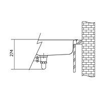FRANKE LLX 611 2 - Nerezový dřez