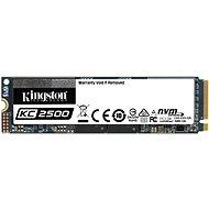 Kingston KC2500 250GB - SSD disk