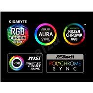 AKASA Soho ARGB Controller Card XL / AK-RLD-04 - Příslušenství