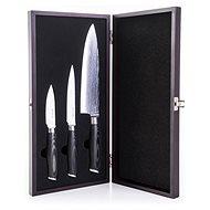 Sada nožů G21 Gourmet Damascus small box 3 ks - Sada nožů