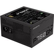 GIGABYTE P750GM - Počítačový zdroj