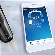 Oral-B Genius X Anthracite Grey s umělou inteligencí Luxe edice - Elektrický zubní kartáček