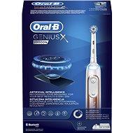Oral-B Genius X Rose Gold s umělou inteligencí - Elektrický zubní kartáček