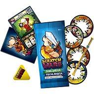 Scratch Wars - Booster Classic Pack 6 - Karetní hra