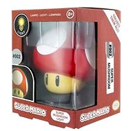 NINTENDO - 3D Lamp Super Mario Power-Up - Stolní lampa