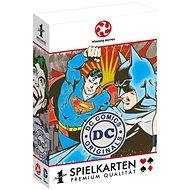 DC Originals - Winning Moves - hrací karty - Karty