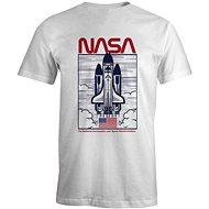 NASA - Shuttle - tričko XXL - Tričko