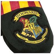 Harry Potter - Hogwarts - papuče vel. 38-41 bílé - Pantofle