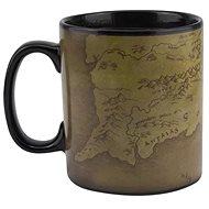 Lord Of the Rings - Map - hrnek proměňovací - Hrnek