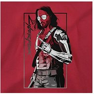 Cyberpunk 2077 - Toy Box Johnny - tričko M - Tričko