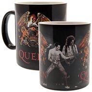 Queen - Crest - hrnek proměňovací - Hrnek