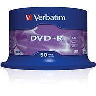VERBATIM DVD+R AZO 4.7GB, 16x, spindle 50 ks - Média