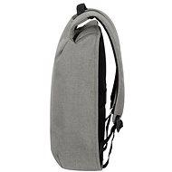 """Samsonite SECURIPAK 15.6"""" Cool Grey - Batoh na notebook"""
